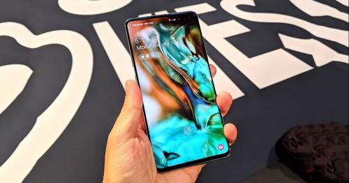Galaxy S10 5G giá khoảng 31.1 triệu chính thức lên kệ ngày 5/4