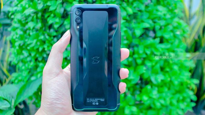 Black Shark 2 8GB/128GB điện thoại chuyên game chính hiệu