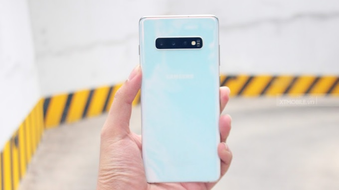 Galaxy S10 có mấy màu sắc, vìthế mua màu sắc nào? - 264641