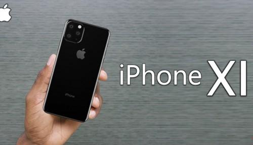 iPhone XI lại lộ thông tin thiết kế và bộ 3 camera 'kịch độc'