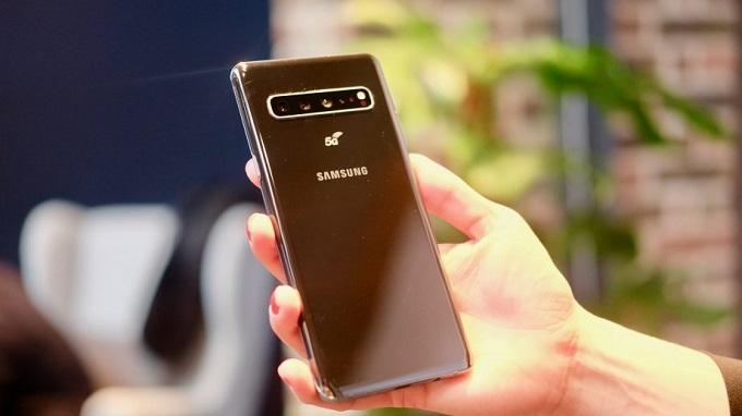 Galaxy S10 5G Hàn Quốc sẽ có bản 256GB và 512GB