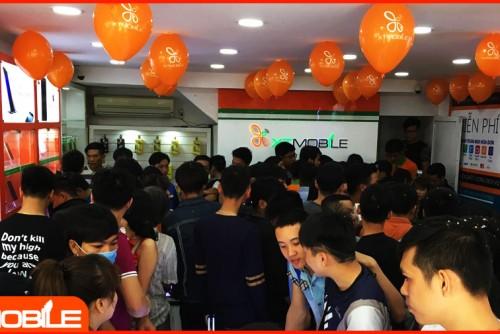 Thư cảm ơn quý khách đã đến tham dự buổi khai trương XTmobile 154bis Trần Quang Khải