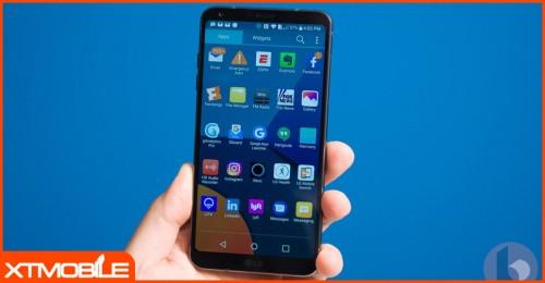LG G6 bất ngờ lộ diện thêm phiên bản mini nhỏ gọn đầy hấp dẫn