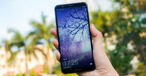 Honor 7X: Chiếc smartphone tầm trung đáng sở hữu