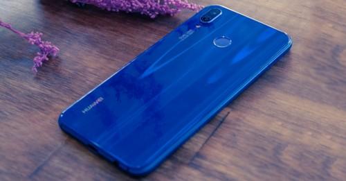 Tai thỏ trên Huawei Nova 3e sở hữu tính năng đặc biệt khiến người dùng thích thú