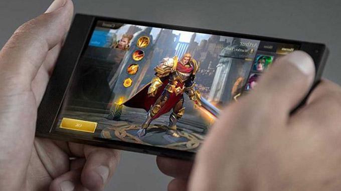 Black Shark – smartphone dành cho game thủ chính thức lộ diện