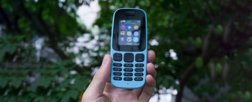 Nokia 105 (2017) 1 SIM: Mẫu điện thoại bán chạy nhất mọi thời đại