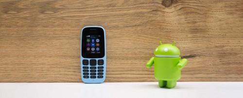 Nokia 105: giá siêu rẻ-pin siêu khủng