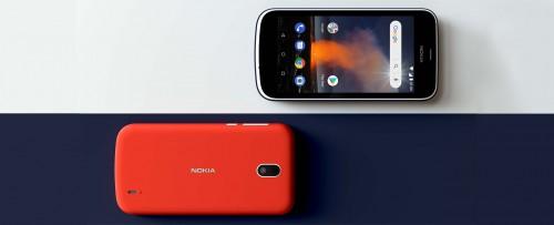 Nokia 1 chính hãng: điện thoại bình dân cho mọi người