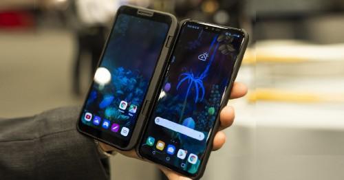 LG V50 ThinQ 5G sẽ lên kệ ngày 19/4: Điện thoại LG 5G đầu tiên đây rồi
