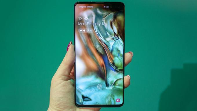 Cấu hình Galaxy s10 5G bản Hàn  mạnh nhất trong năm 2019