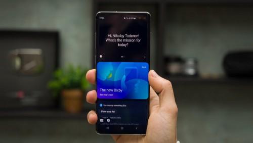 Cách cài đặt hoặc vô hiệu hóa nút Bixby trên dòng Galaxy S10