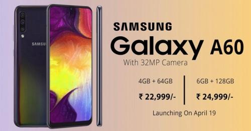 Galaxy A60 và Galaxy A70 ra mắt ngày 10/04: Samsung chính thức xác nhận