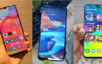 So sánh Galaxy A80, Galaxy A70, Galaxy A50: Gà cùng 1 mẹ vẫn 'đá' nhau