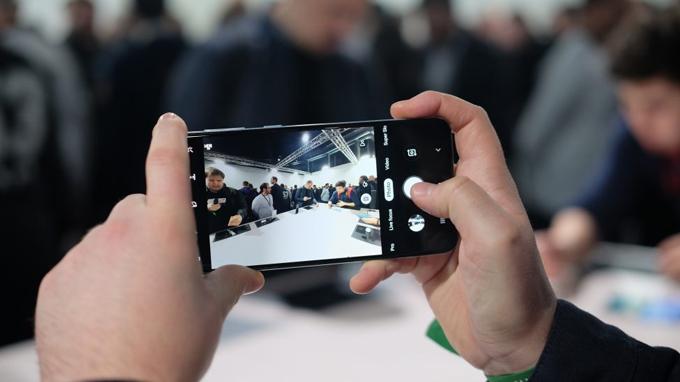 Samsung đã trang bị hệ thống 3 camera cho Galaxy A70