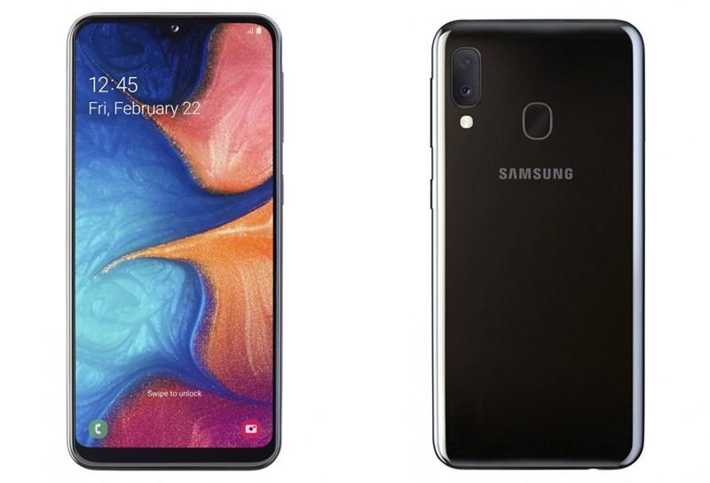 Galaxy A20e ra mắt, màn hình 5.8 inch, hỗ trợ sạc nhanh 15W