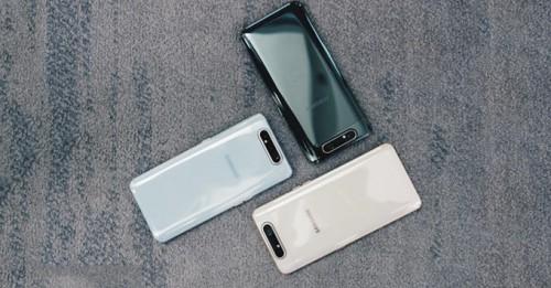 05 Lý do nên mua Galaxy A80: Điện thoại camera xoay trượt độc đáo