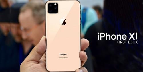 iPhone XI được trang bị 3 tính năng mới giống với Galaxy S10