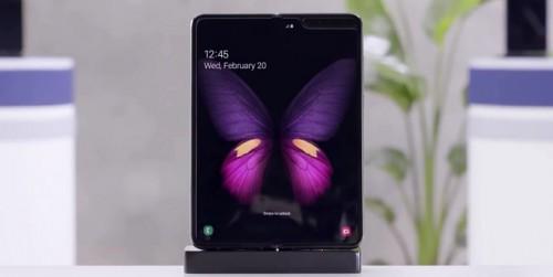 Galaxy Fold ra mắt, chứng nhận màn hình an toàn