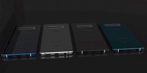 Galaxy Note 10 2019 ra mắt 4 phiên bản, với tên gọi mới