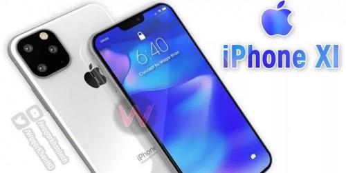 Khuôn mẫu iPhone XI xuất hiện, xác nhận máy có 3 camera hình vuông
