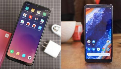 So sánh Redmi Note 7 Pro và Nokia 9 Pureview: Có quá sức với Xiaomi?