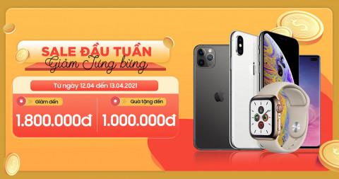 Deal hot đầu tuần: Mua iPhone 11 Pro, Galaxy S10 Plus giảm đến 1,8 triệu đồng
