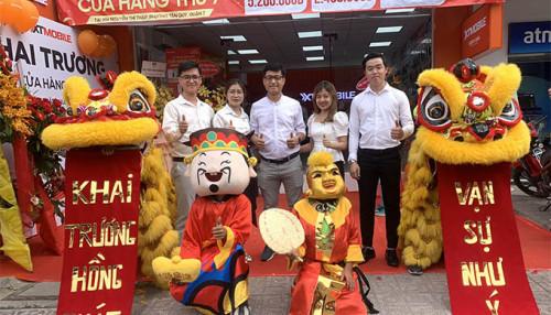 Hình ảnh khai trương cửa hàng 396 Nguyễn Thị Thập, Quận 7