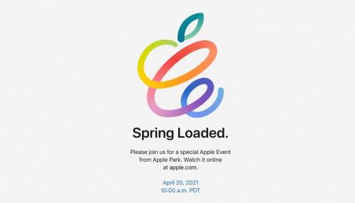 Apple sẽ tổ chức sự kiện 'Spring Loaded' vào ngày 20/4 ra mắt thế hệ iPad mới
