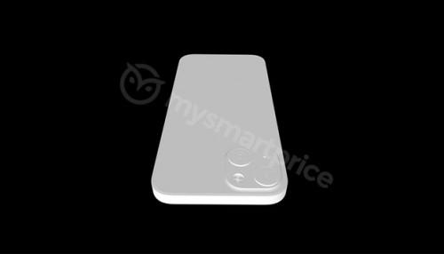 Ảnh render 3D của iPhone 13 xuất hiện cho thấy bố cục camera sau thay đổi so với iPhone 12