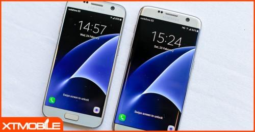 Bán hơn 55 triệu chiếc, cặp đôi hoàn hảo Galaxy S7 và S7 Edge tạo nên cơn sốt doanh số tuyệt vời cho Samsung