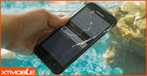 """Xuất hiện biến thể Galaxy S8 Active phiên bản """"quân đội"""", được phân phối độc quyền bởi AT&T"""