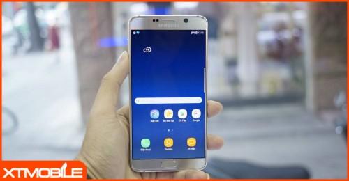 Hướng dẫn chi tiết cách up rom Galaxy S8 cho Galaxy Note 5