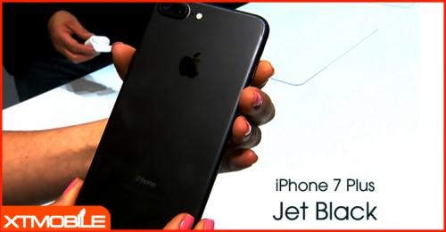 """iPhone 7 Plus Jet Black vẫn """"tàn phai nhan sắc"""" mặc dù có sử dụng ốp lưng bảo vệ"""