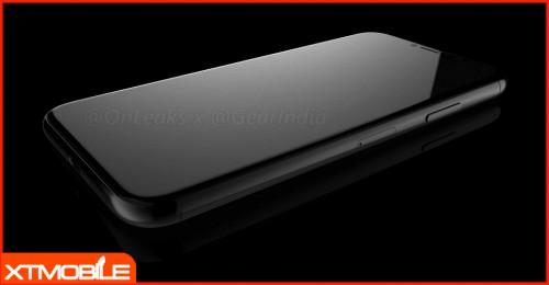 Bộ ba chiếc iPhone 7s, iPhone 7s Plus và iPhone 8 lộ diện bản thiết kế, không có quá nhiều điểm đổi mới