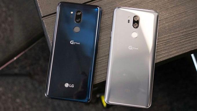 LG G7 ThinQ: Át chủ bài đánh dấu sự trở lại của LG