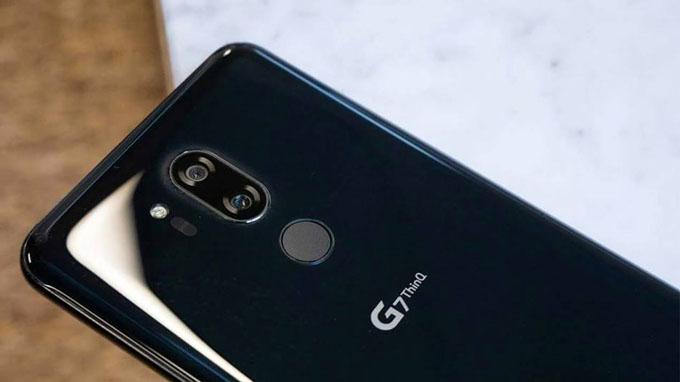 Đánh giá LG G7 ThinQ bản Hàn