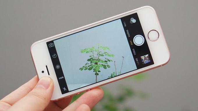 Đánh giá  iPhone SE 16GB Quốc tế cũ 99%