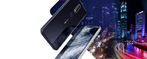 Nokia X6 chính thức ra mắt: thân máy phủ kính, camera kép và cấu hình mạnh mẽ