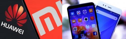 Trận đấu kịch tính giữa Xiaomi Mi A1 và Huawei Honor 7C