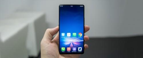 Vivo sẽ ra mắt smartphone không viền màn hình?