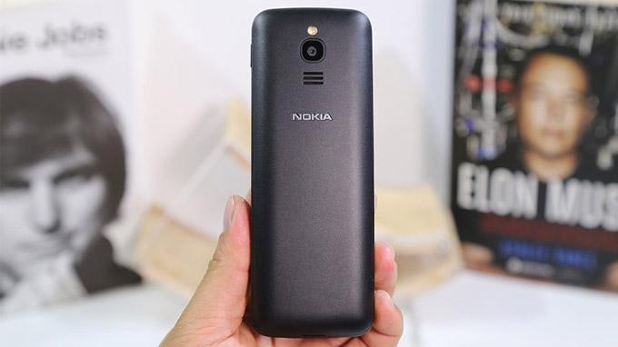 Đánh giá Nokia 8110 4G chính hãng