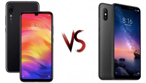 So sánh Redmi Note 7 và Redmi 6 Pro : Có cần phải nâng cấp không?