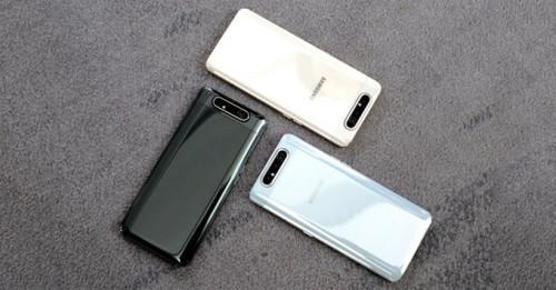 Galaxy A80 không còn jack cắm 3.5mm, Samsung đã bị đồng hóa?