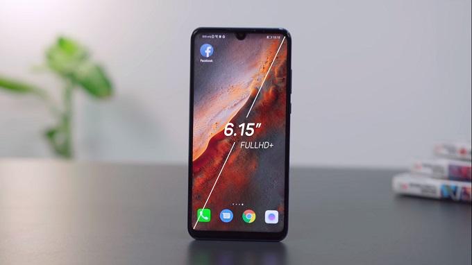 Huawei P30 Lite sẽ có viên pin với dung lượng lên tới 3.340mAh