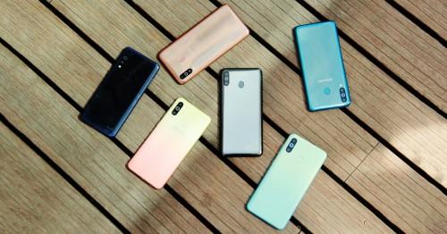 Trên tay Galaxy A60 và A40s: Cấu hình mạnh giá chỉ từ 5,1 triệu đồng