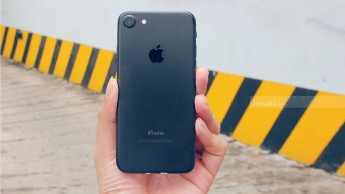 iPhone 7 vẫn là một chiếc điện thoại được yêu thích