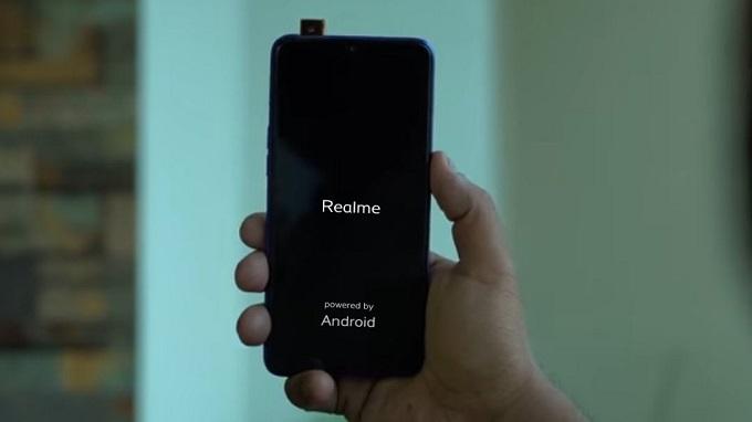 Realme X sẽ có hệ thống camera selfie pop-up độc đáo, với độ phân giải 16MP