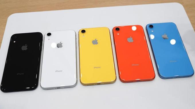 iPhone Xr 2019 sẽ được Apple trang bị thêm 2 màu sắc mới