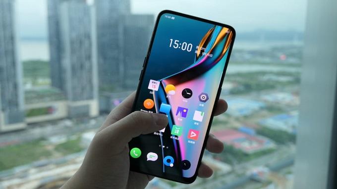 Realme X sẽ được trang bị màn hình AMOLED 6,5 inch,
